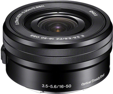 Sony E PZ 16-50 mm f/3.5-5.6 OSS zoomlens - SELP1650