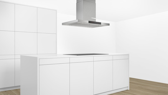 Bosch Hotte îlot DIB97JP50 Box-Design