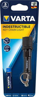 Varta Sleutelhanger zaklamp LED Indestructible