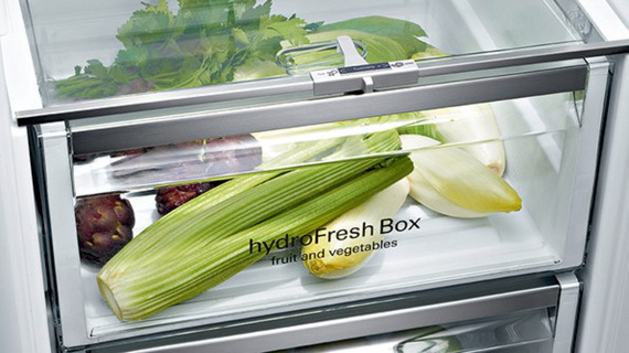 Siemens Frigo encastrable KI81RAD30 hyperFresh Plus