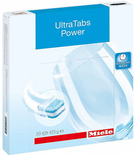 Miele UltraTabs Power tablettes
