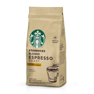 Starbucks Grains de café - Blonde Espresso Roast