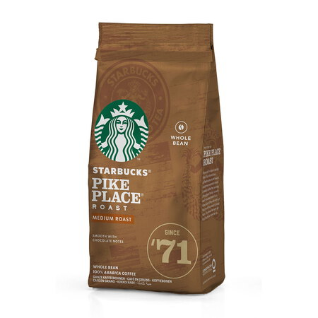 Starbucks Grains de café - Pike Place Roast
