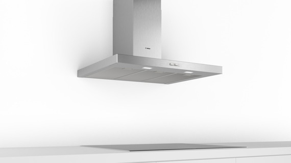 Bosch Hotte décorative DWB94BC50 Box-Design