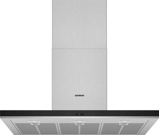 Siemens Hotte décorative LC98BIP50 Box-Design