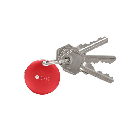 ORBIT Chercheur de clés Orbit Keys Candy Red