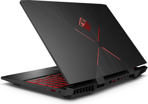 HP OMEN 15-DC0040NB Shadow Black
