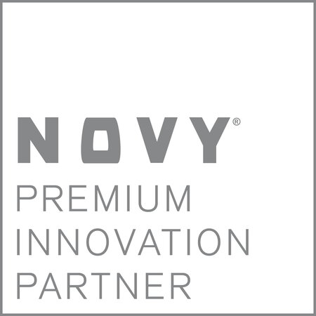 Novy Groupe d'aspiration 232 CLOUD (service encastrable obligatoire!)