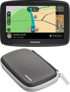 TomTom GO Basic 5 - Europe + housse de protection