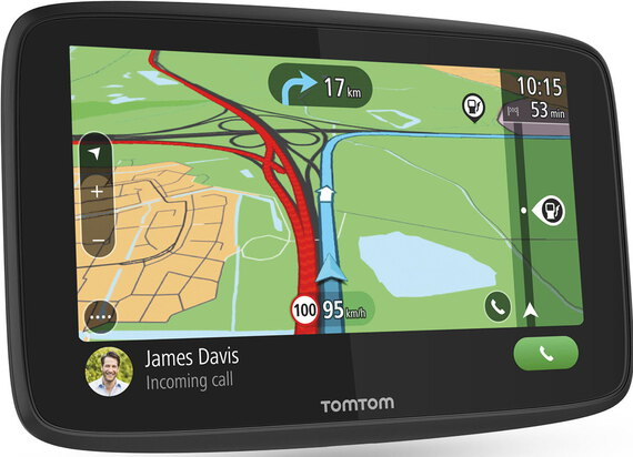 TomTom GO Essential 5 - Europe + housse de protection