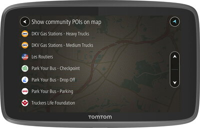 TomTom GO Professional 520 - Europe