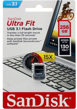 Sandisk Ultra Fit™ USB 3.1 - 256 GB
