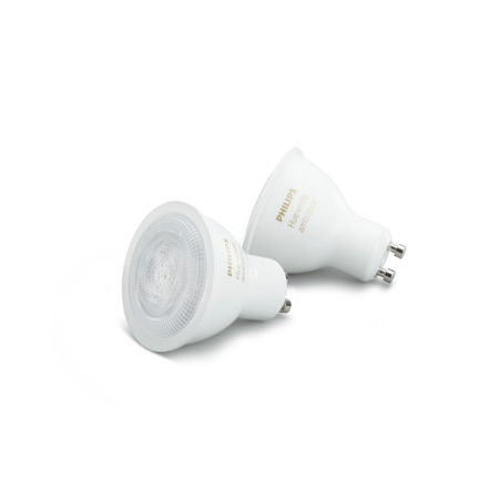 PHILIPS HUE Ampoule duopack GU10 - White ambiance 8718696671184