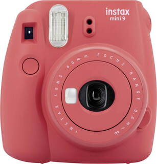 Fuji instax mini 9 Poppy Red