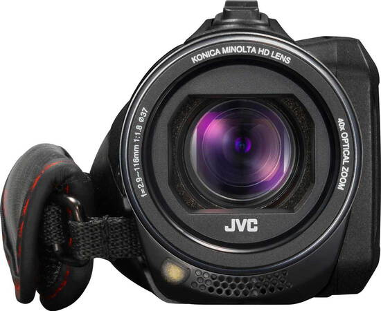 JVC Quad Proof Memory Camcorder GZ-RX625BEU