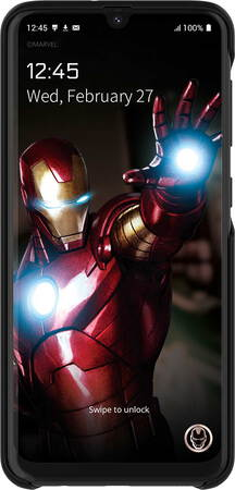 Samsung Iron Man smartcover voor Galaxy A70