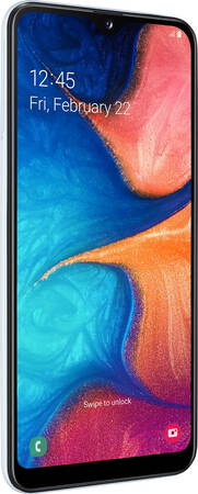 Samsung Galaxy A20e Wit