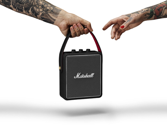 Marshall Stockwell II Enceinte Bluetooth - Noir