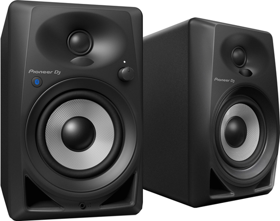 Pioneer DM-40 BT Bluetooth speakers