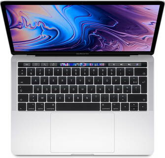 "Apple MacBook Pro 13"" (2019) Core™ i5 256 GB Zilver - MV992FN/A"