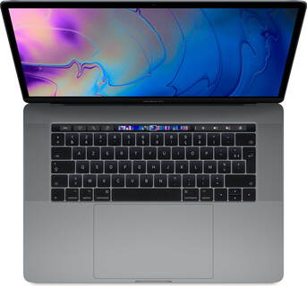 "Apple MacBook Pro 15"" (2019) Core™ i9 512 GB Spacegrijs - MV912FN/A"
