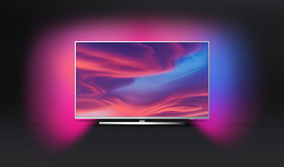 Philips TV The One 43PUS7354/12 Ambilight - 43 pouces