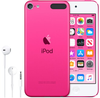 Apple iPod touch 2019 128GB - Roze