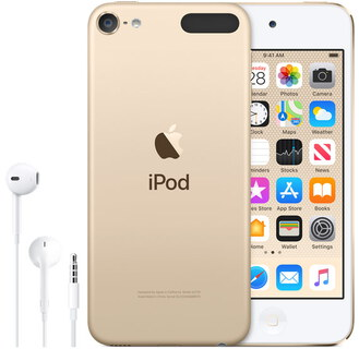 Apple iPod touch 2019 128GB - Goud