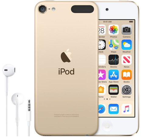 Apple iPod touch 2019 128GB - Or