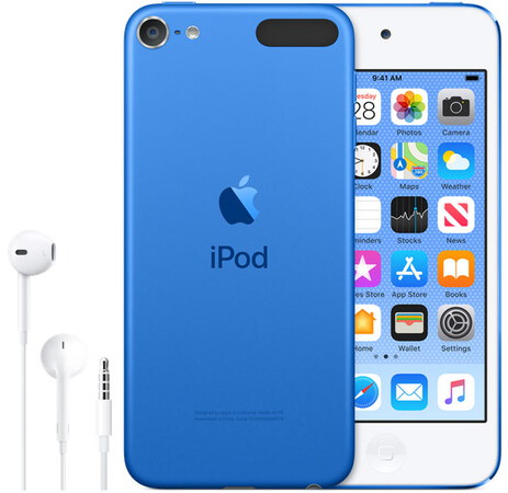 Apple iPod touch 2019 128GB - Blauw
