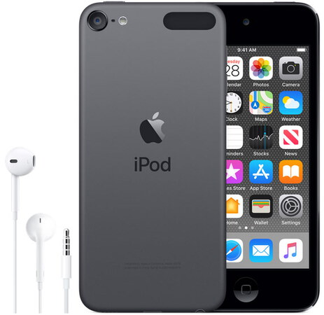 Apple iPod touch 2019 128GB - Gris sidéral