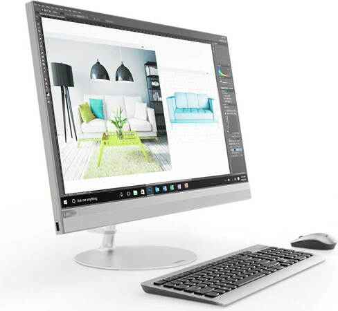 Lenovo IdeaCentre all-in-one 520-27ICB Warm Silver