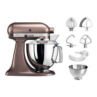 KitchenAid Robot de cuisine 5KSM175PSEAP
