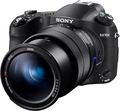Sony RX10 IV avec objectif zoom ZEISS® Vario-Sonnar® T* 24-600 mm f/2.4-4.0