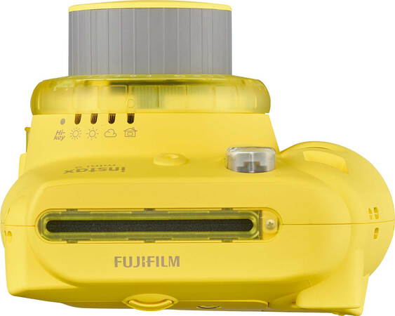 Fuji instax mini 9 Clear Yellow