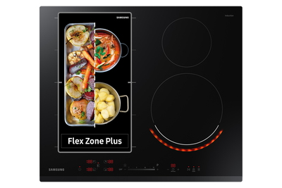 Samsung Taque induction NZ64N7777GK Flex Zone Plus
