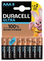 Duracell Ultra Power Alcaline 1.5V pile non-rechargeable