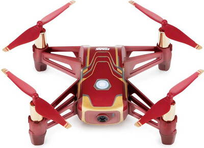 DJI Tello Drone Iron Man-edition