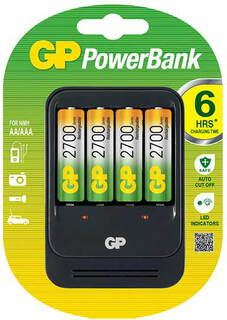 GP Batterijlader PowerBank PB570