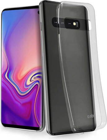 SBS Coque Skinny pour Galaxy S10