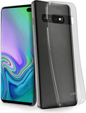 SBS Coque Skinny pour Galaxy S10+