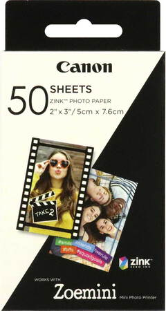 "Canon Papier photo ZINK™ 2"" x 3"" - 50 feuilles"