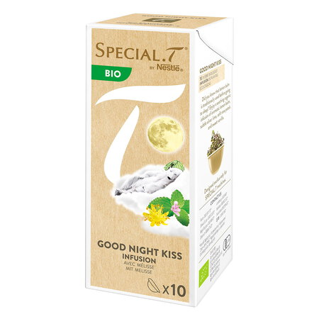 Nestlé Special. T Capsules - Good Night Kiss Infusion