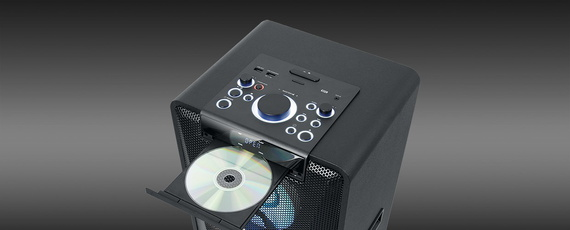 Muse M-1950DJ Enceinte Party