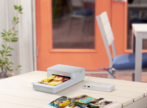 HP Sprocket Studio mobiele fotoprinter