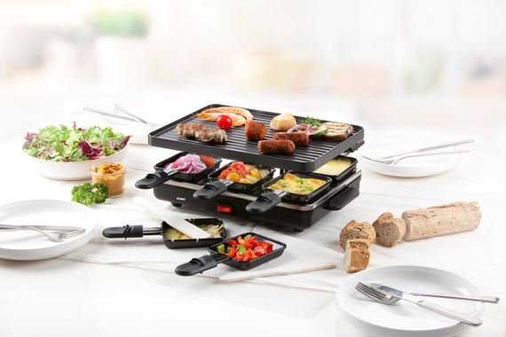 DOMO Grill-raclette DO9188G
