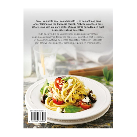 Rebo Culinary notebooks Pasta