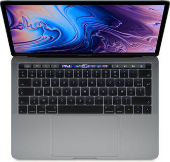 """Apple MacBook Pro 13"""" (2019) Core™ i5 1,4 GHz 256 Go Gris sidéral - MUHP2FN/A"""