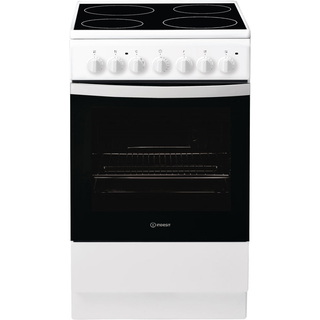 Indesit Fornuis IS5V4PHW/E