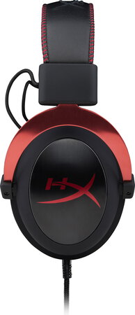 Hyperx Casque de jeu Cloud II Full Size Red - KHX-HSCP-RD